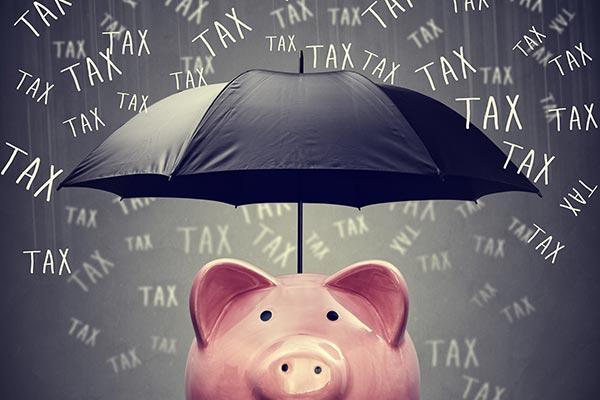 アパート経営と税金