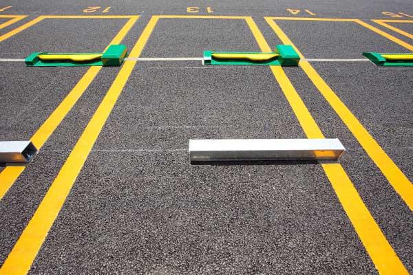 時間貸し駐車場(コインパーキング)