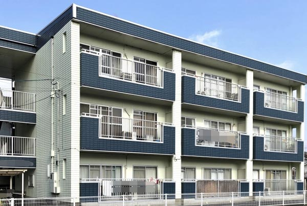 アパート経営の5つのリターン アパート外観